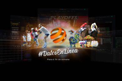 Juega en Linea - Los DatosEnLínea para el fin de semana.